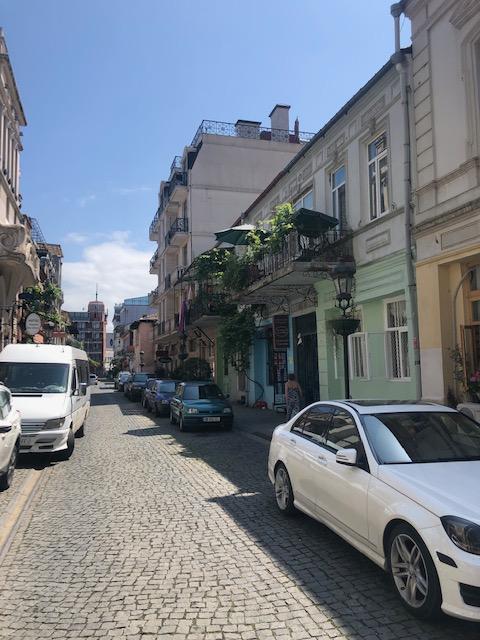 Batumi streets