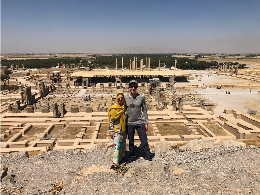 Above Persepolis