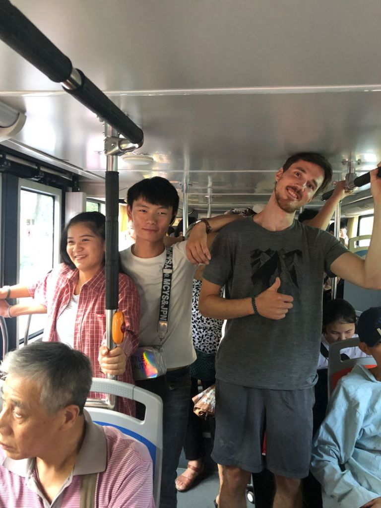 Guilin bus