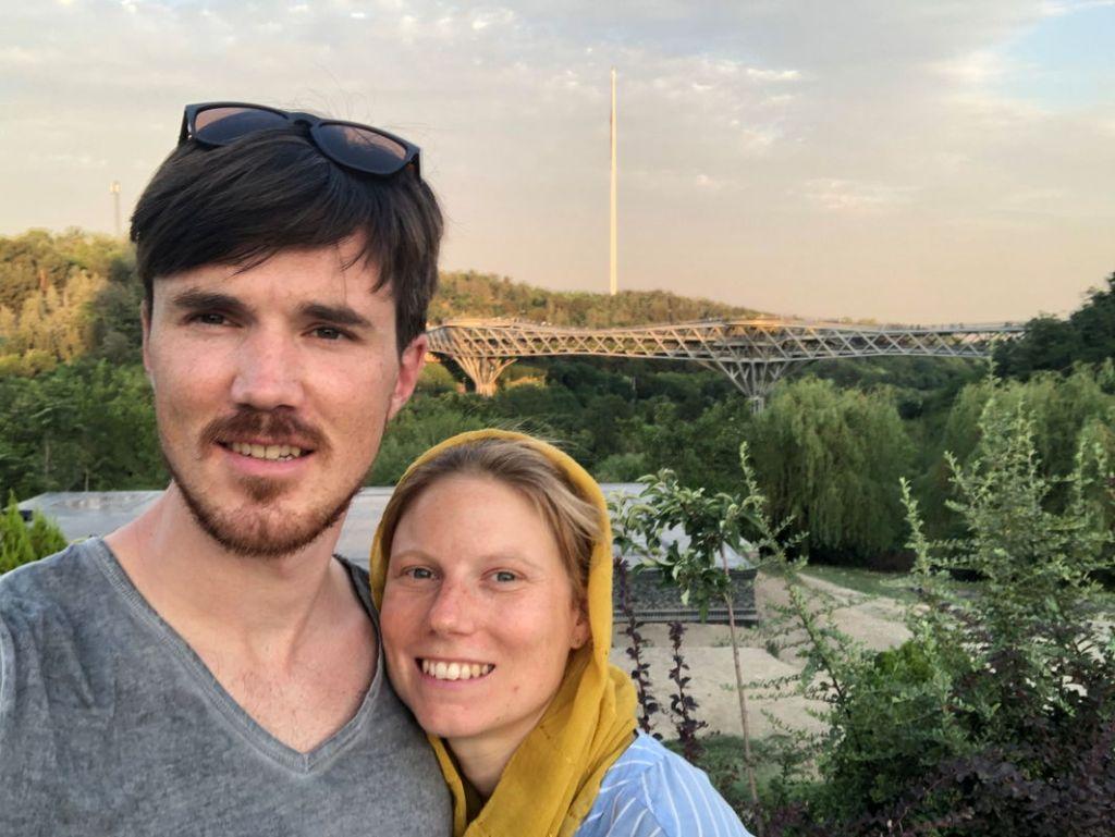 Die letzten Tage in Teheran.